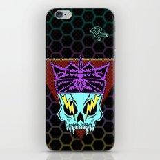 King Demon iPhone & iPod Skin
