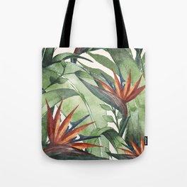 Tropical Flora I Tote Bag