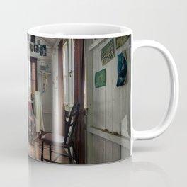 Dylan Thomas writing shed Coffee Mug