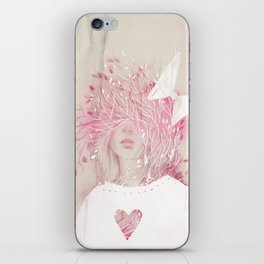 Tangle iPhone Skin
