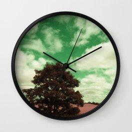 English Wilderness #2 Wall Clock