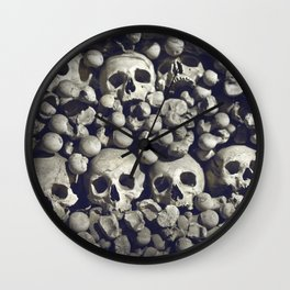 Bored to death Wall Clock