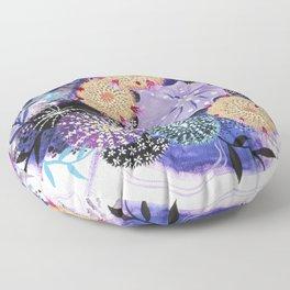 Aerial Cactus In Plumvision Floor Pillow
