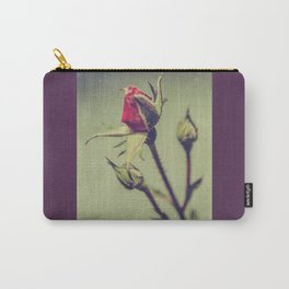 Blushing Bud Carry-All Pouch