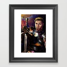 Maric's Son Framed Art Print