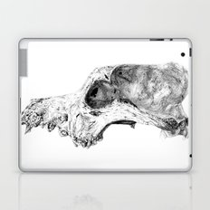 Wolf Skull Laptop & iPad Skin