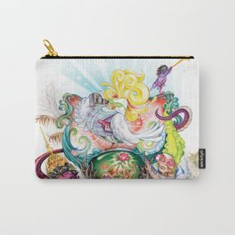 Pop Rooster Carry-All Pouch