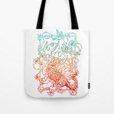 Harmony of life Tote Bag