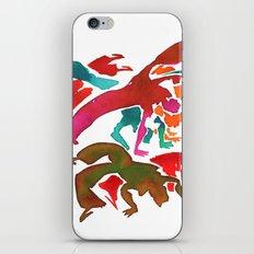 Capoeira 243 iPhone & iPod Skin