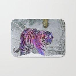 Candy Tiger Bath Mat
