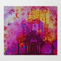 russia Canvas Prints featuring Russia  by Kaxton