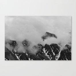Farther Slopes: I Canvas Print