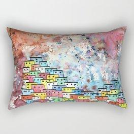 GHETTO FAVELAS Rectangular Pillow