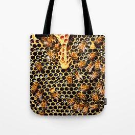 Sweet Honey Harvest Tote Bag