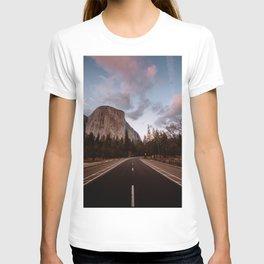 El Capitan Sunset T-shirt