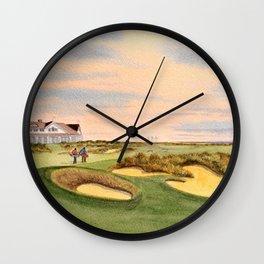 Kiawah Island Ocean Golf Course Wall Clock