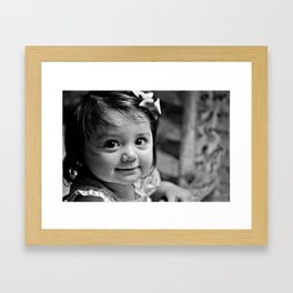 Existence? Framed Art Print