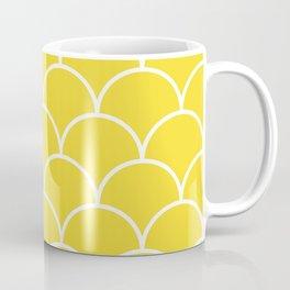 Scales - yellow Coffee Mug