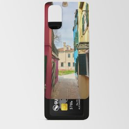 Been There, Shot That (Pt. 7 – Burano, Italy) Android Card Case