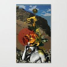Ship of Fools Canvas Print