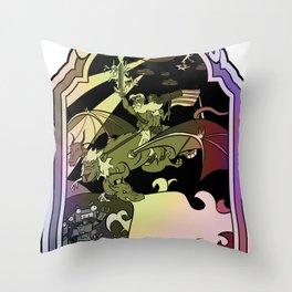 New Choice Throw Pillow