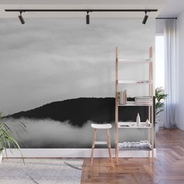 Island in the sky landscape Wall Mural