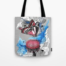Butterfly I by carographic, Carolyn Mielke Tote Bag