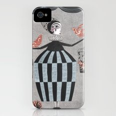 The Bird Act iPhone (4, 4s) Slim Case