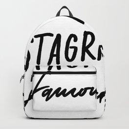 Instagram famous Backpack