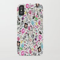 hollywood iPhone & iPod Cases featuring Hollywood by LuxuryLivingNYC