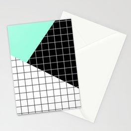 Minimal Geometry II Stationery Cards