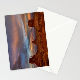 Oljato-Monument_Valley 0122 - Sunset Stationery Cards