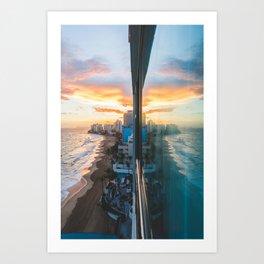 Good Morning San Juan Art Print