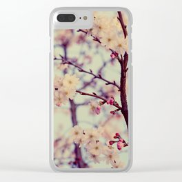 In The Air Clear iPhone Case