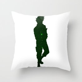 Anime Space Inspired Shirt Throw Pillow