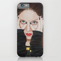 Bat-man • SuperHeroines iPhone 6 Slim Case