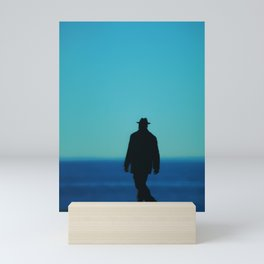 Mysterious Man Mini Art Print