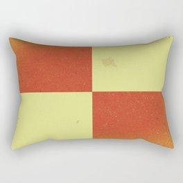 Nautical Flag Rectangular Pillow
