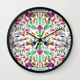 Otomi Wall Clock