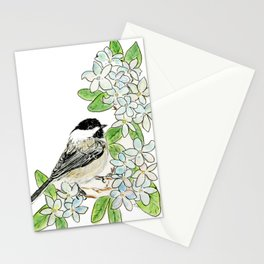 Massachusetts Stationery Cards