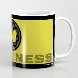 Fruit of the Spirit, Gentleness (Yellow Carbon) Coffee Mug