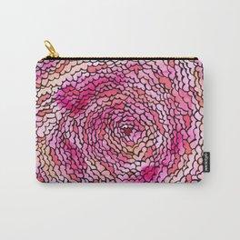 A many (many, many) petaled flower Carry-All Pouch