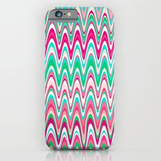 Making Waves Pink and Preppy Slim Case iPhone 6s