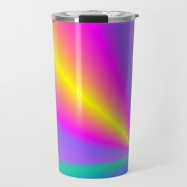 Conical Colors Travel Mug