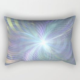 fractal: beginning Rectangular Pillow