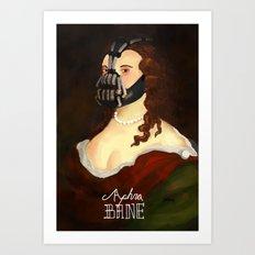 Aphra Bane Art Print