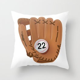 Catch 22 Throw Pillow