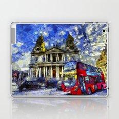 Vincent Van Gogh London Laptop & iPad Skin