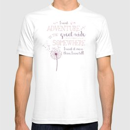 Great Wide Somewhere T-shirt