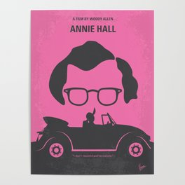 No147 My Annie Hall mmp Poster